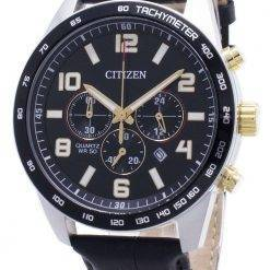 Citizen Chronograph AN8166-05E Tachymeter Quartz Men's Watch