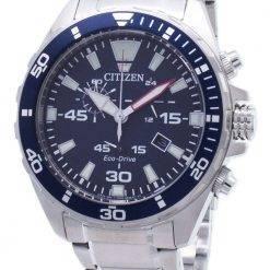 Citizen Eco-Drive AT2431-87L Chronograph Analog Men's Watch