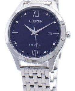Citizen Eco-Drive EW2530-87L Analog Women's Watch