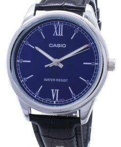 Casio Timepieces MTP-V005L-2B MTPV005L-2B Quartz Analog Men's Watch