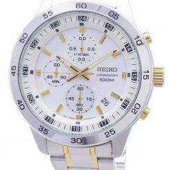 Seiko Chronograph SKS643 SKS643P1 SKS643P Quartz Analog Men's Watch