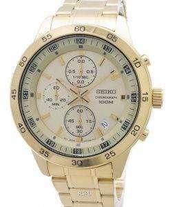 Seiko Chronograph SKS646 SKS646P1 SKS646P Quartz Analog Men's Watch