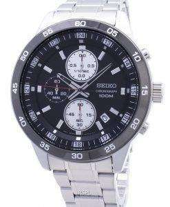 Seiko Chronograph SKS647 SKS647P1 SKS647P Quartz Analog Men's Watch