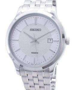 Seiko Quartz SUR289 SUR289P1 SUR289P Analog Men's Watch