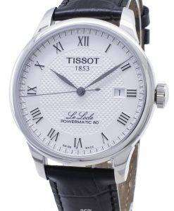 Tissot T-Classic Le Locle T006.407.16.033.00 T0064071603300 Powermatic 80 Automatic Men's Watch