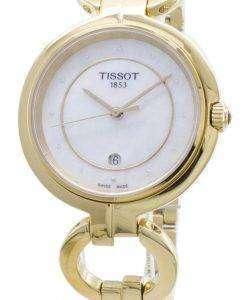 Tissot T-Lady Flamingo T094.210.33.116.00 T0942103311600 Diamond Accents Women's Watch