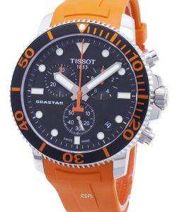 Tissot T-Sport Seastar 1000 T120.417.17.051.01 T1204171705101 Chronograph 300M Men's Watch