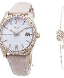 Fossil Scarlette Quartz ES4607SET Women's Watch