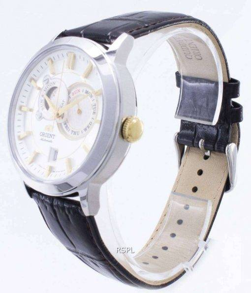 Orient Automatic Classic Sun And Moon Phase FET0P004W0 Mens Watch