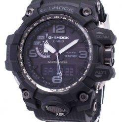 Casio G-Shock Mudmaster Triple Sensor Atomic GWG-1000-1A Mens Watch
