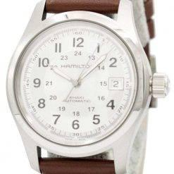 Hamilton Automatic Khaki Field H70455553 Mens Watch