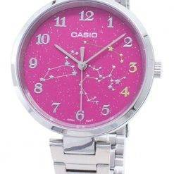 Casio Quartz LTP-E01D-4A LTPE01D-4A Analog Women's Watch