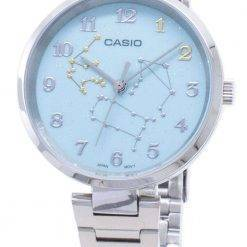 Casio Quartz LTP-E08D-3A LTPE08D-3A Analog Women's Watch