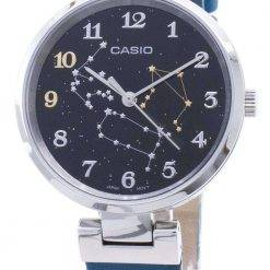 Casio Quartz LTP-E09L-3A LTPE09L-3A Analog Women's Watch