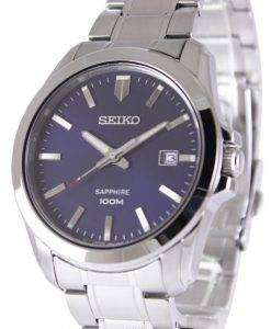 Seiko Neo Classic Quartz Sapphire 100M SGEH47P1 SGEH47P Men's Watch