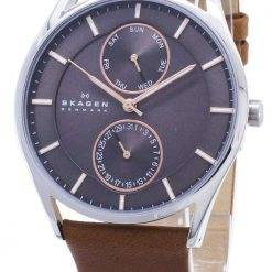 Skagen Holst Multifunction Stainless Steel Quartz SKW6086 Men's Watch