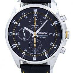 Seiko Quartz Chronograph SNDC89P2 Mens Watch