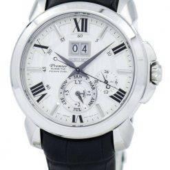 Seiko Premier Kinetic Perpetual Calendar SNP143 SNP143P1 SNP143P Mens Watch