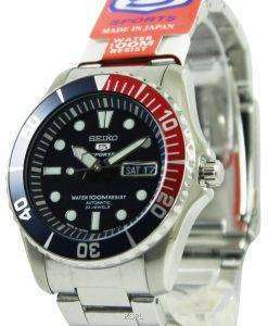 Seiko 5 Sports Divers Automatic SNZF15J SNZF15 Mens Watch