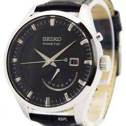 Seiko Kinetic Leather Strap SRN045P2 Men's Watch