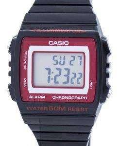 Casio Illuminator Chronograph Alarm Digital W-215H-1A2VDF W215H-1A2VDF Unisex Watch