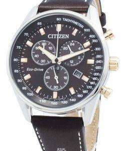 Citizen Eco-Drive AT2396-19X Chronograph Men's Watch