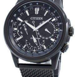 Citizen Calendrier Eco-Drive BU2025-76E Chronograph World Time Men's Watch