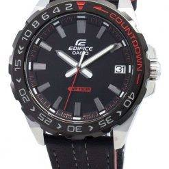 Casio Edifice EFV-120BL-1AV EFV120BL-1AV Quartz Men's Watch