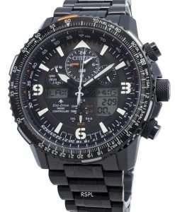 Citizen Promaster JY8085-81E Eco-Drive Radio Controlled Analog Digital 200M Men's Watch