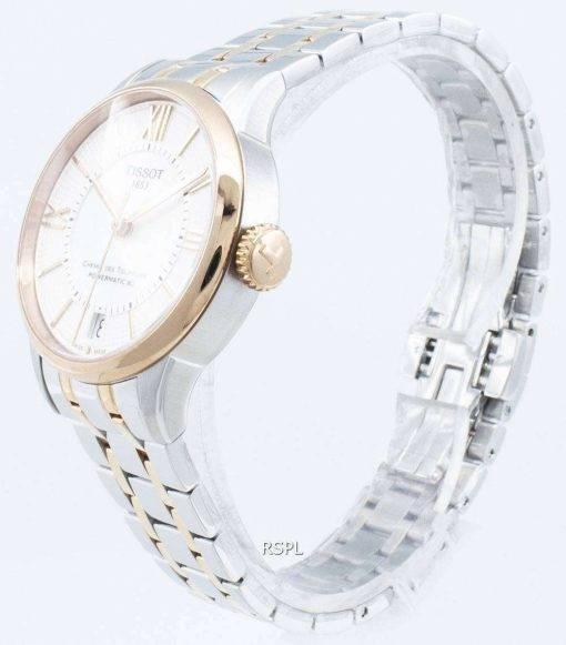 Tissot Chemin Des Tourelles T099.207.22.118.02 T0992072211802 23 Jewels Automatic Women's Watch