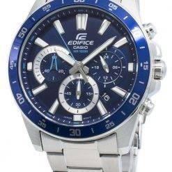 Casio Edifice EFV-570D-2AV EFV570D-2AV Quartz Chronograph Men's Watch