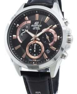 Casio Edifice EFV-580L-1AV EFV580L-1AV Quartz Chronograph Men's Watch