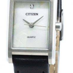 Citizen Quartz EJ6121-01D Diamond Accents Women's Watch
