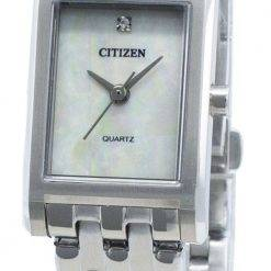 Citizen Quartz EJ6121-51D Diamond Accents Women's Watch
