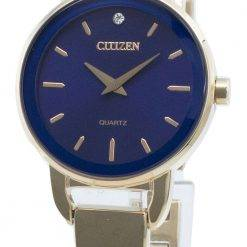 Citizen EZ6373-58L Quartz Diamond Accent Women's Watch