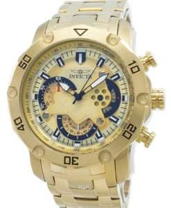 Invicta Pro Diver 22761 Tachymeter Quartz Men's Watch
