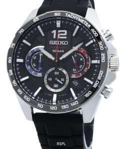 Seiko Chronograph SSB347 SSB347P1 SSB347P Tachymeter Quartz Men's Watch