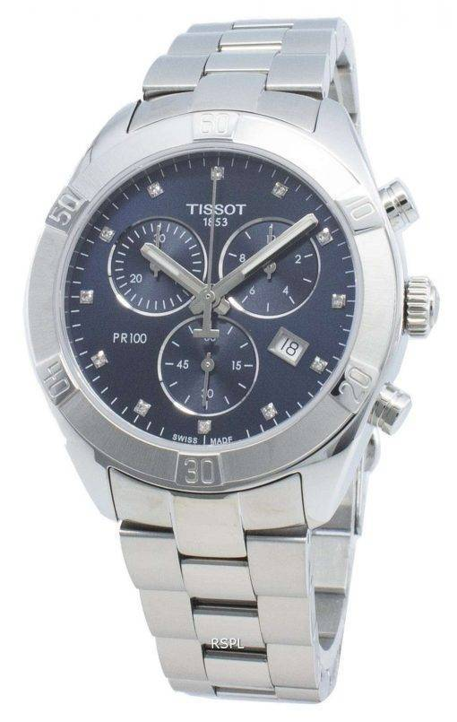 Tissot T-Classic T101.917.11.046.00 T1019171104600 Quartz Chronograph Women's Watch