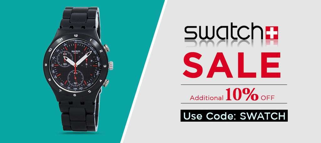 Swatch Sale
