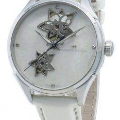 Hamilton Jazzmaster H32115892 Diamond Accent Automatic Women's Watch