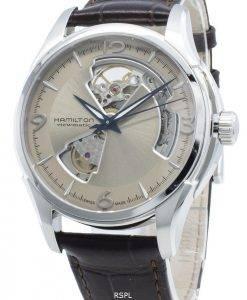 Hamilton Jazzmaster H32565521 Open Heart Automatic Men's Watch