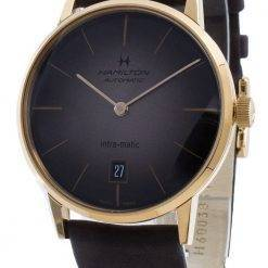 Hamilton Intra-Matic H38465501 Automatic Men's Watch