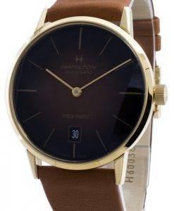 Hamilton American Classic Intra-Matic H38475501 Automatic Men's Watch