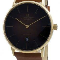 Hamilton Jazzmaster Intra-Matic H38735501 Automatic Men's Watch