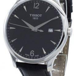 Tissot T-Classic Tradition T063.610.16.057.00 T0636101605700 Quartz Men's Watch