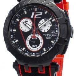 Tissot T-Race MotoGP T115.417.37.057.01 T1154173705701 Tachymeter Quartz Men's Watch