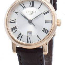 Tissot Carson Premium T122.210.36.033.00 T1222103603300 Quartz Women's Watch