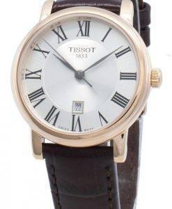 Tissot Carson Premium T122.210.36.033.00 T1222103603300 Quartz Women's Watch