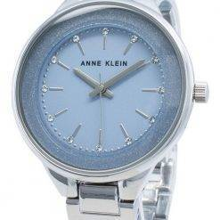 Anne Klein 1409LBSV Diamond Accents Quartz Women's Watch