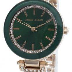 Anne Klein 1906GNRG Diamond Accents Quartz Women's Watch